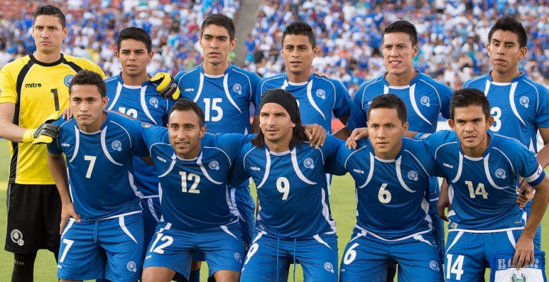El Salvador Football Team