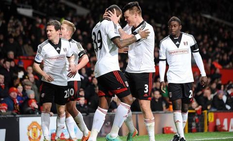 Fulham Football Team