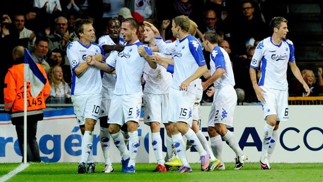 Kobenhavn Football Team