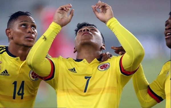 Kolombia U23 Football Team