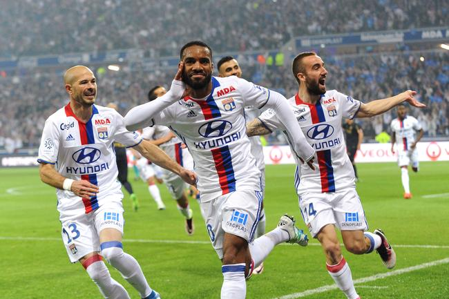 Olympique Lyonnais Football Team