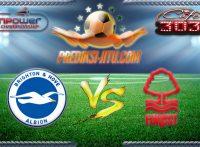 Prediksi Skor Brighton & Hove Albion Vs Nottingham Forest 13 Agustus 2016