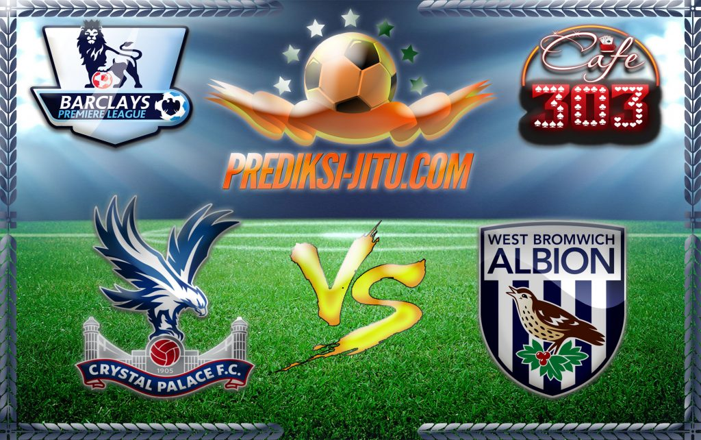 Prediksi Skor Crystal Palace Vs West Bromwich Albion 13 Agustus 2016