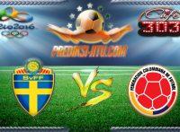 Prediksi Skor Swedia U23 Vs Kolombia U23 5 Agustus 2016