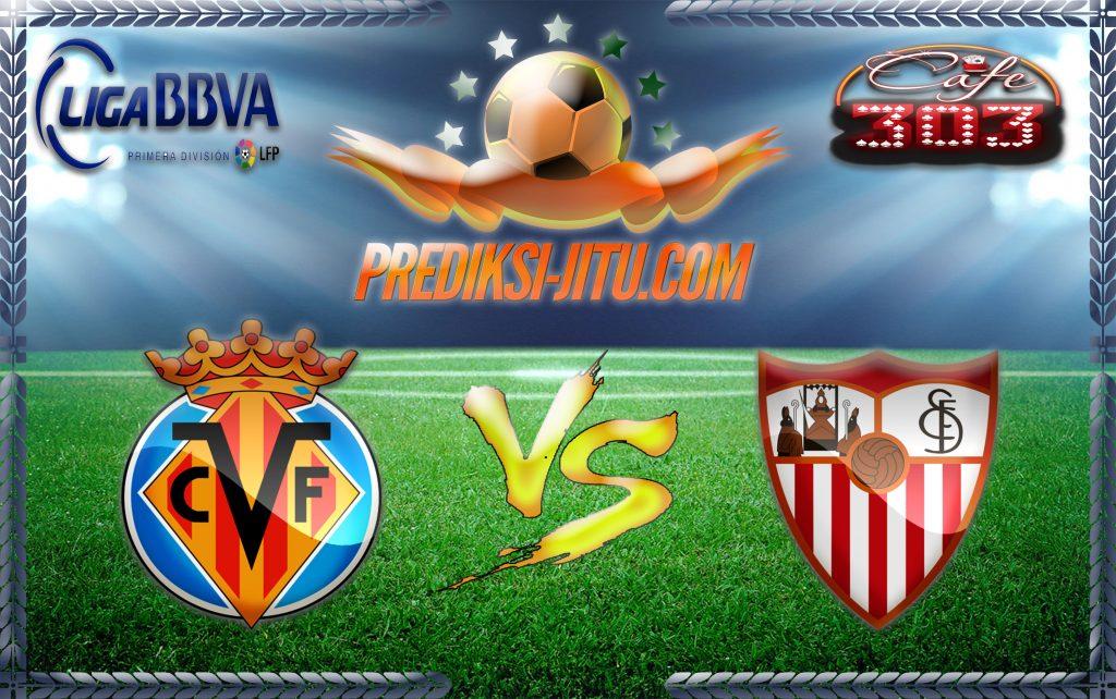 Prediksi Skor Villarreal Vs Sevilla 29 Agustus 2016