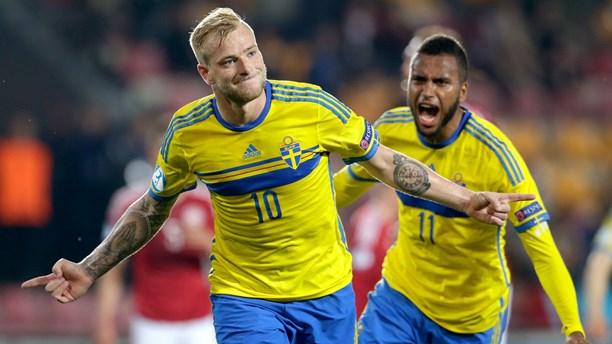 Swedia U23 Football Team