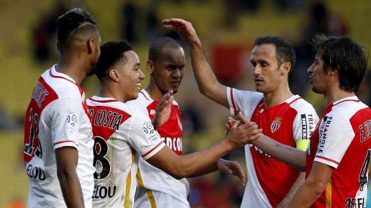 AS Monaco Football Team
