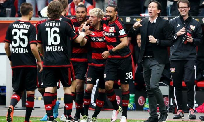 Bayer Leverkusen Football Team