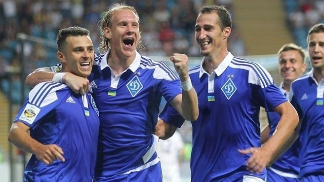 Dynamo Kyiv Football Team