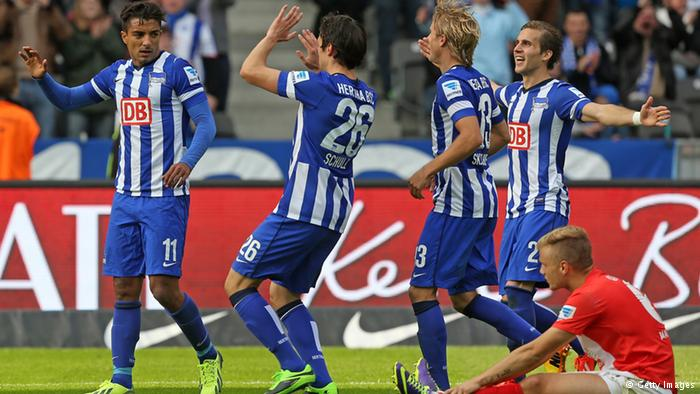 Hertha BSC Football Team