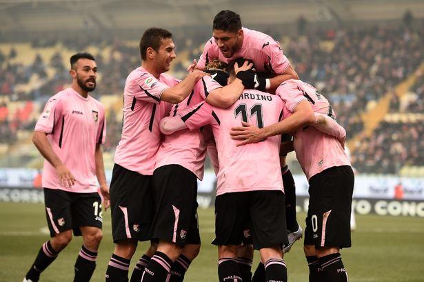 Palermo Football Team