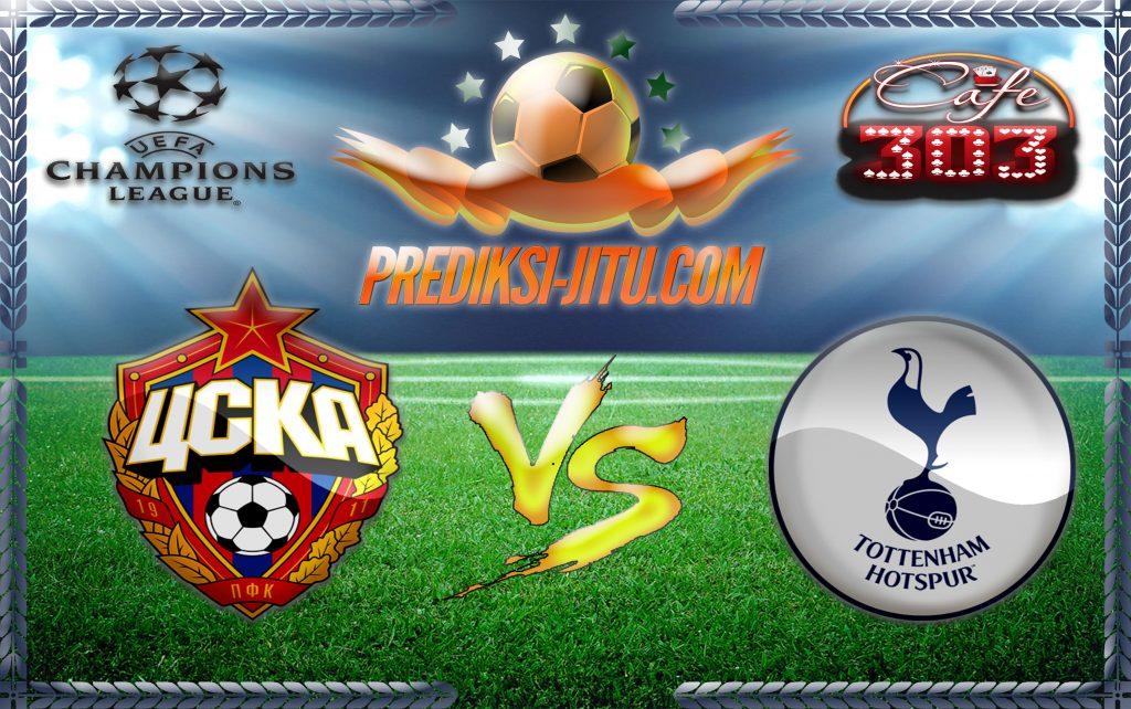 Prediksi Skor CSKA Moskow Vs Tottenham Hotspur 28 September 2016