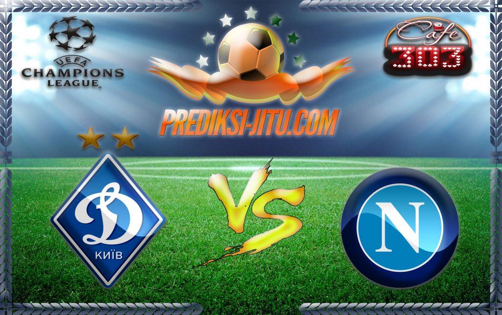 Prediksi Skor Dynamo Kyiv Vs Napoli 14 September 2016