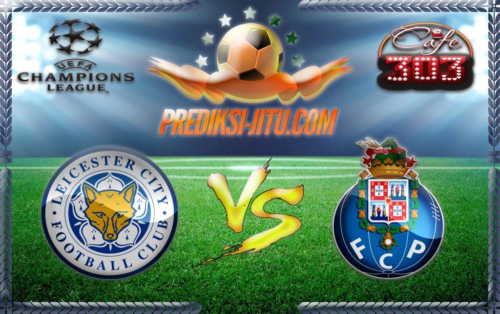 Prediksi Skor Leicester City Vs FC Porto 28 September 2016
