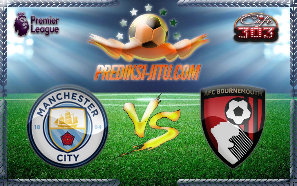 Prediksi Skor Manchester City Vs Afc Bournemouth 17 September 2016