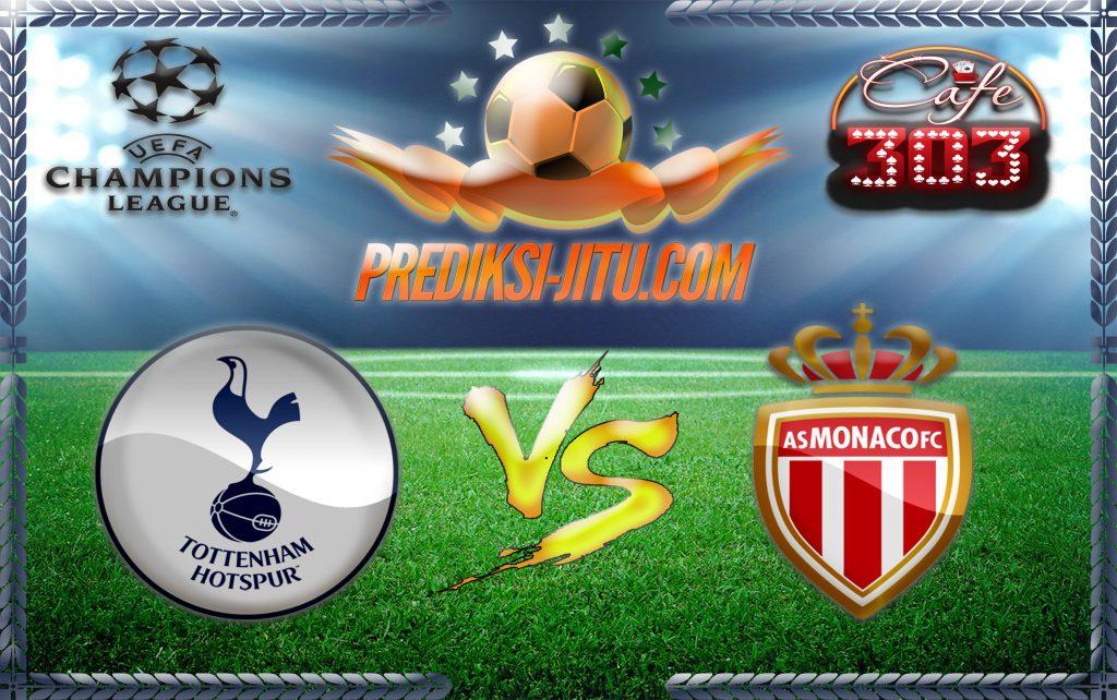 Prediksi Skor Tottenham Hotspur Vs AS Monaco 15 September 2016