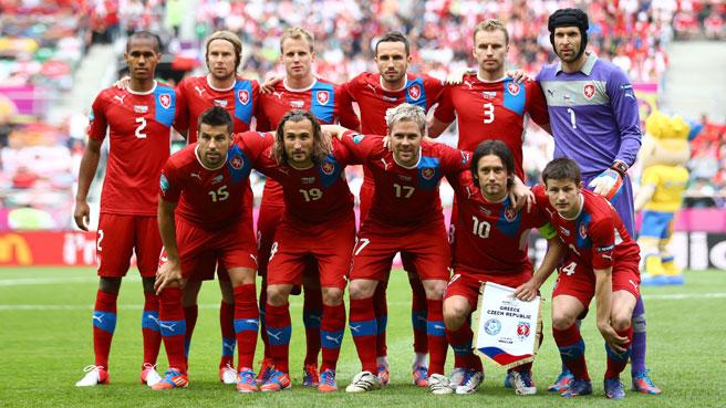 Republik Ceko Football Team