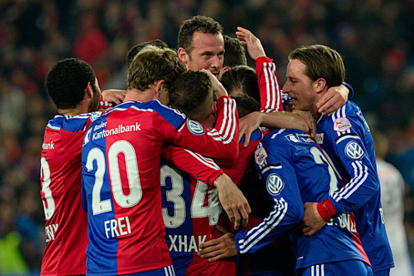 Basel Football Team