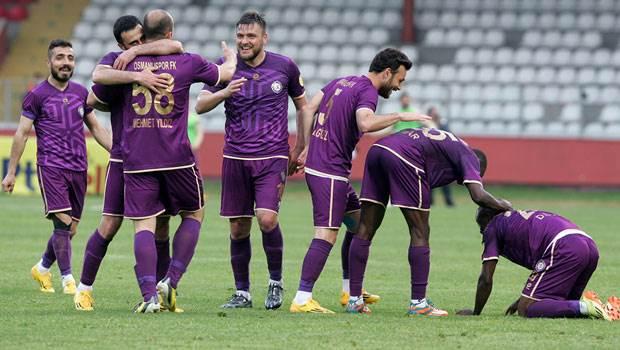 Osmanlispor Football Team