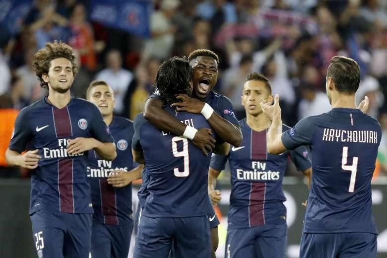PSG Football Team