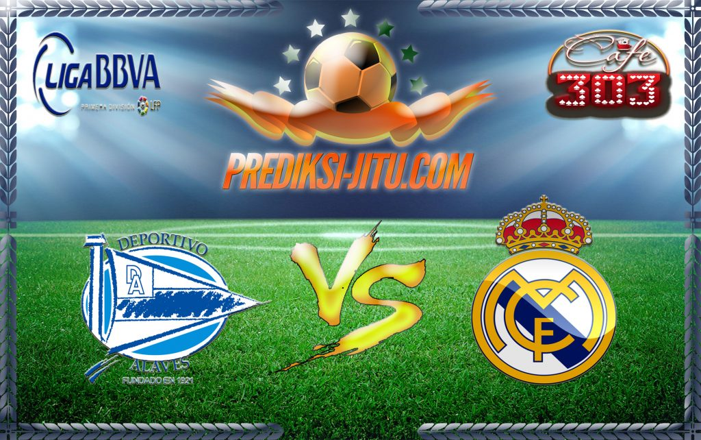 Prediksi Skor Deportivo Alaves Vs Real Madrid 29 Oktober 2016