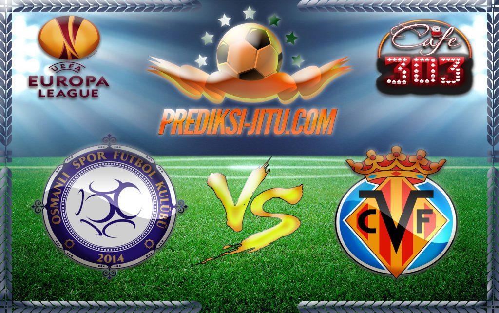 Prediksi Skor Osmanlispor Vs Villarreal 21 Oktober 2016