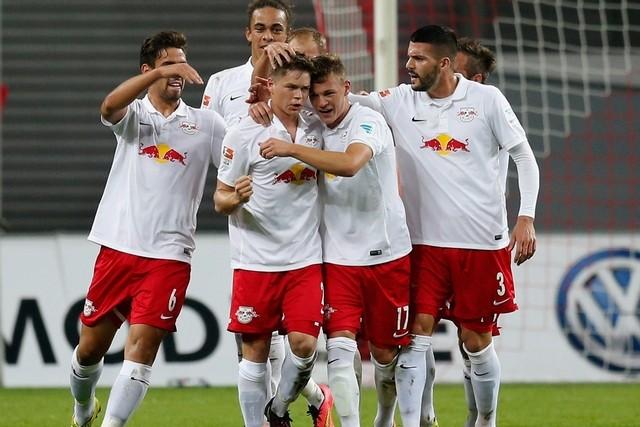 RB Leipzig Football Team