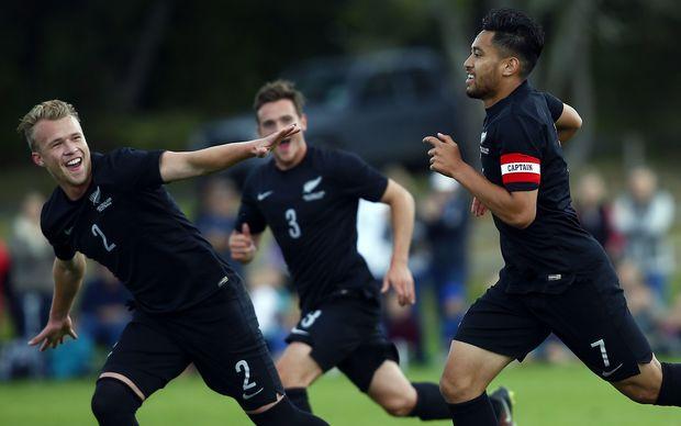 Selandia Baru Football Team