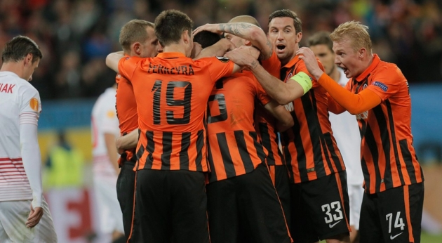 Shakhtar Donetsk Football Team