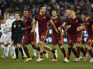 AS roma team football