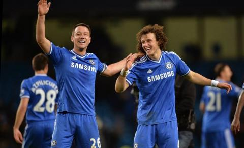 Chelsea Team Football