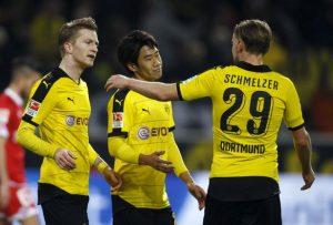 Dortmund Team football