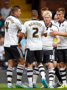 Fulham team football