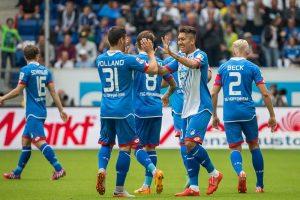 Hoffenheim team football