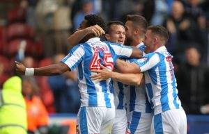 Huddersfield team football