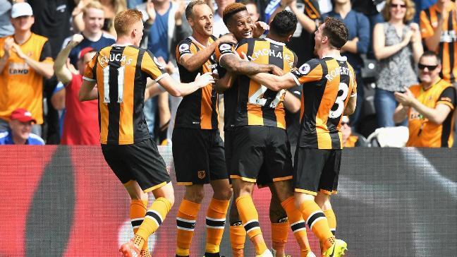 Hull City Football Team