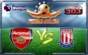Prediksi Arsenal Vs Stoke