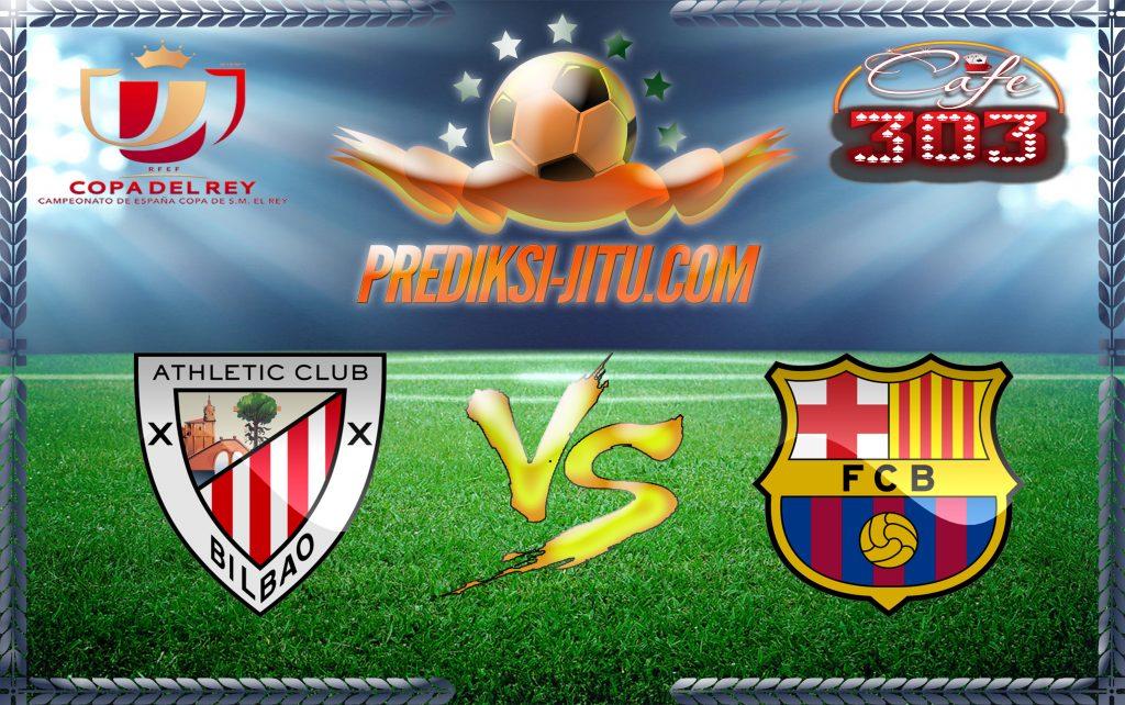 Prediksi Skor Athletic Bilbao Vs Barcelona 6 Januari 2017