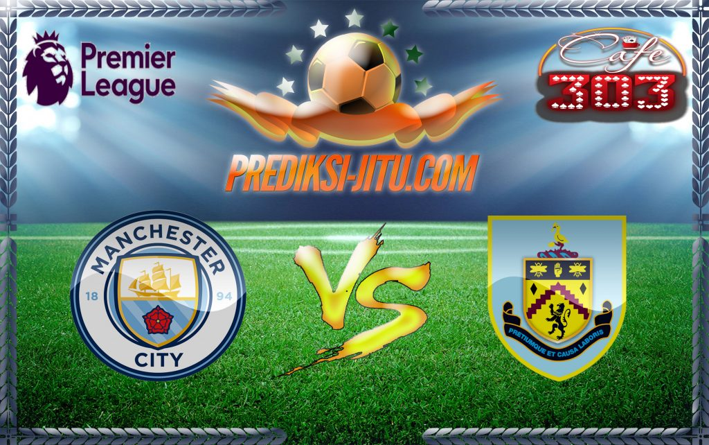 Prediksi Skor Manchester City Vs Burnley 2 Januari 2017