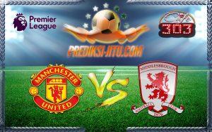 Prediksi Skor Manchester United Vs Middlesbrough 31 Desember 2016