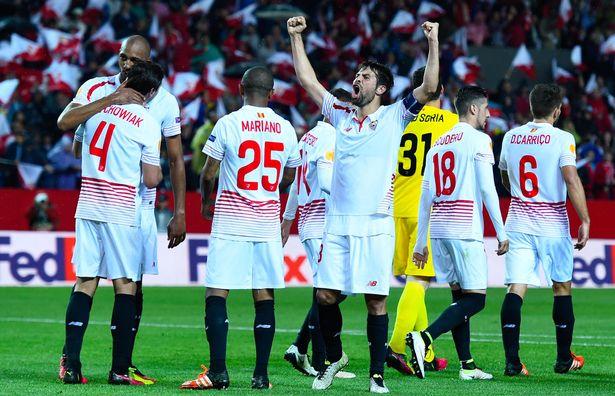 Sevilla Team football