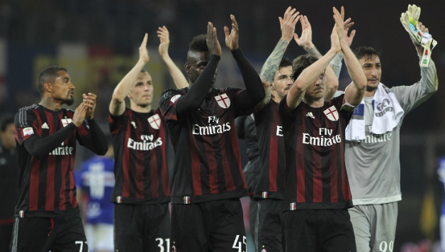AC Milan Team football