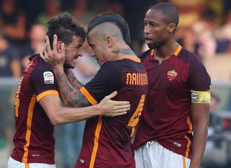 AS Roma Football Team