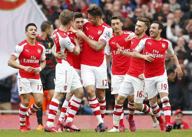 Arsenal Football Team