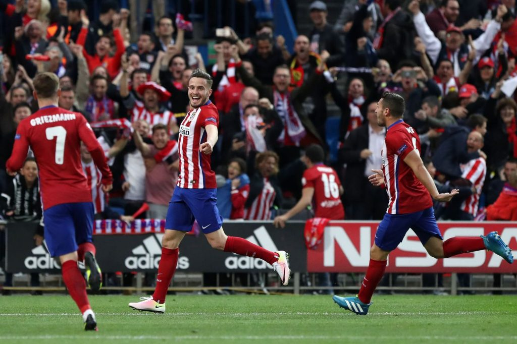 Atletico Madrid Team Football