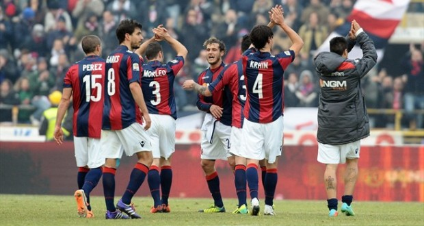 Bologna Team football