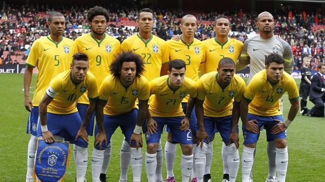 Brazil Team football