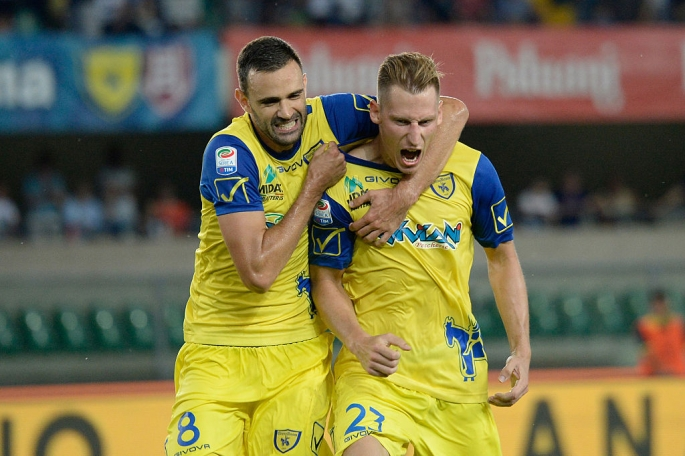 Image result for chievo team 2017