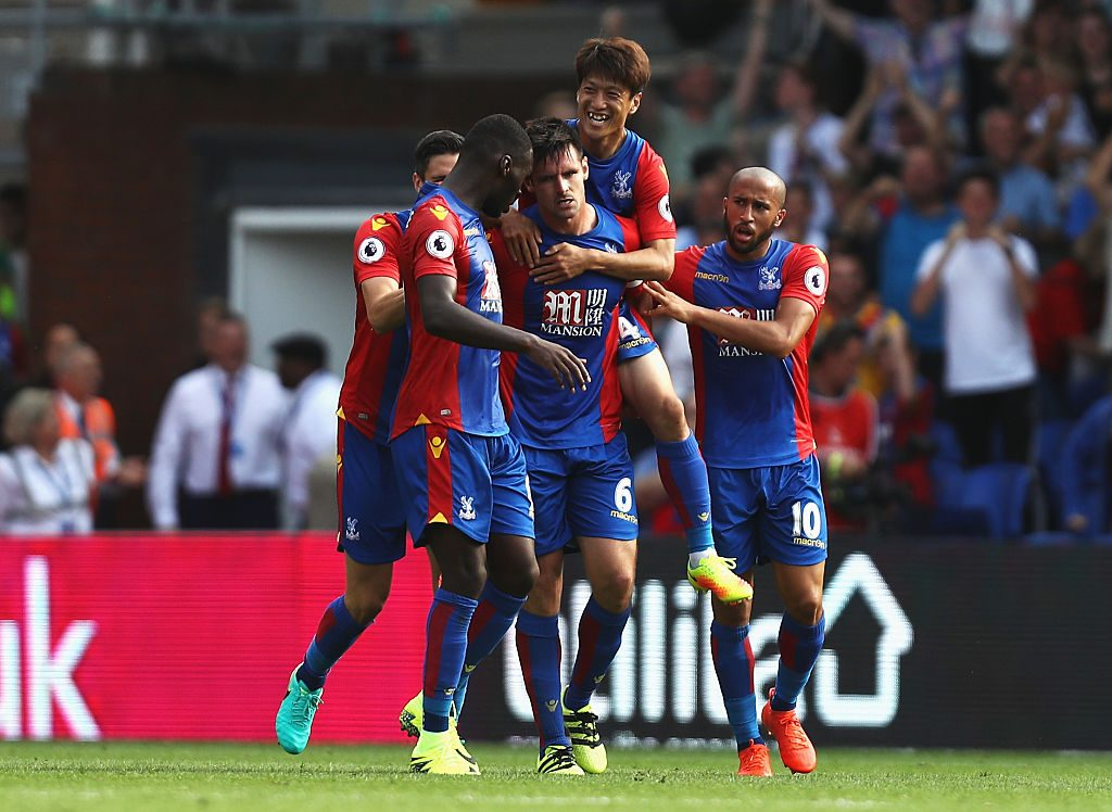 Crystal Palace Team football