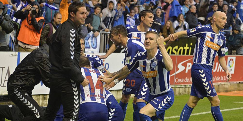 Deportivos Alaves Team Football